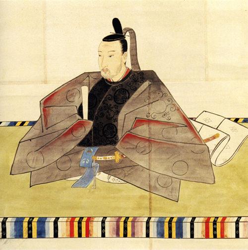 徳川家定の肖像画