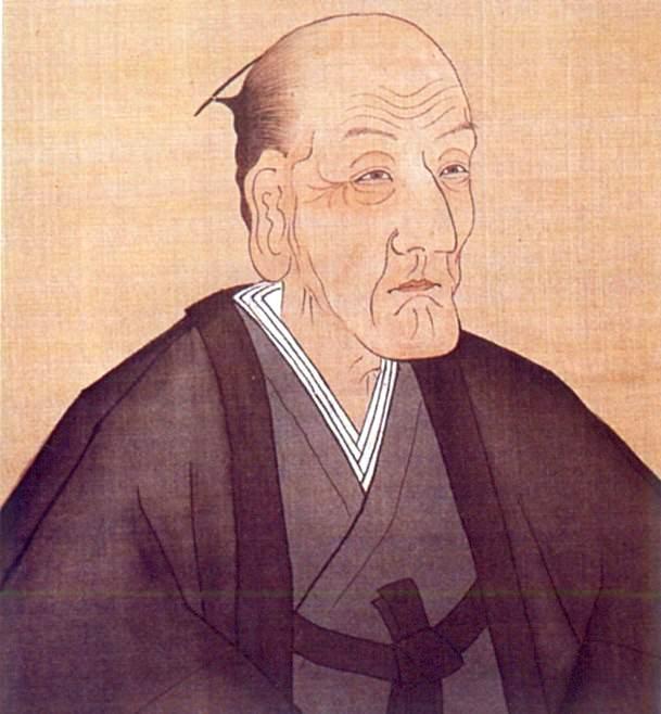 上杉鷹山の肖像画